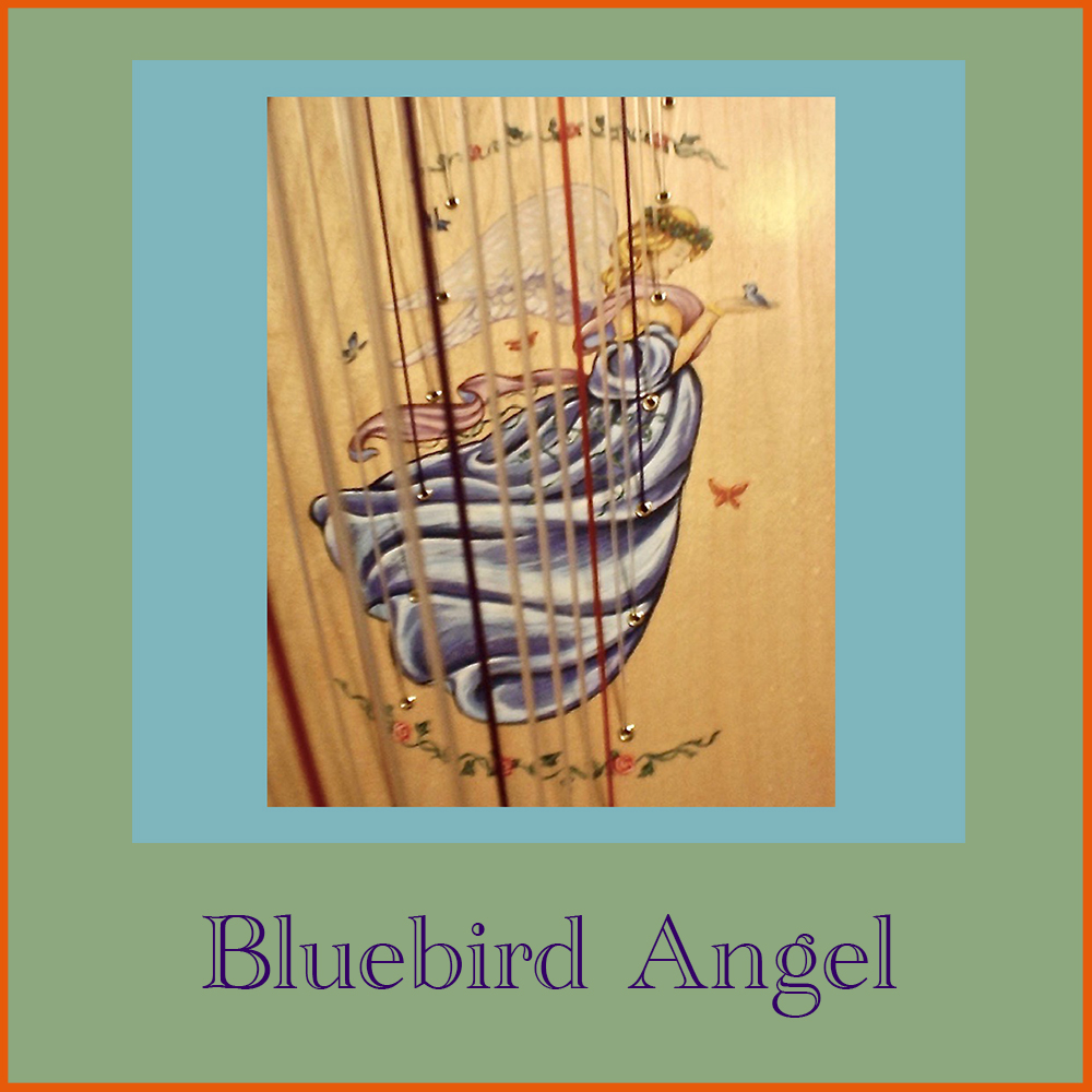 Bluebird Angel