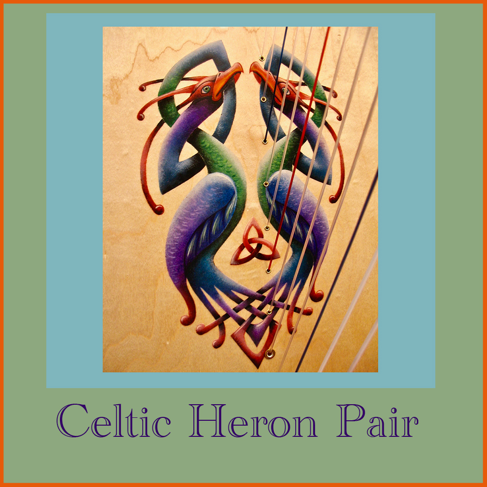 Celtic Heron