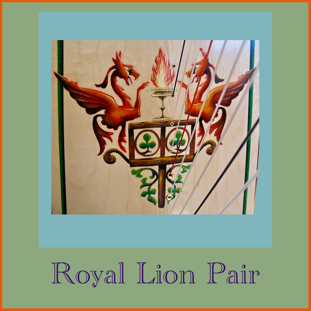 Royal Lion Pair