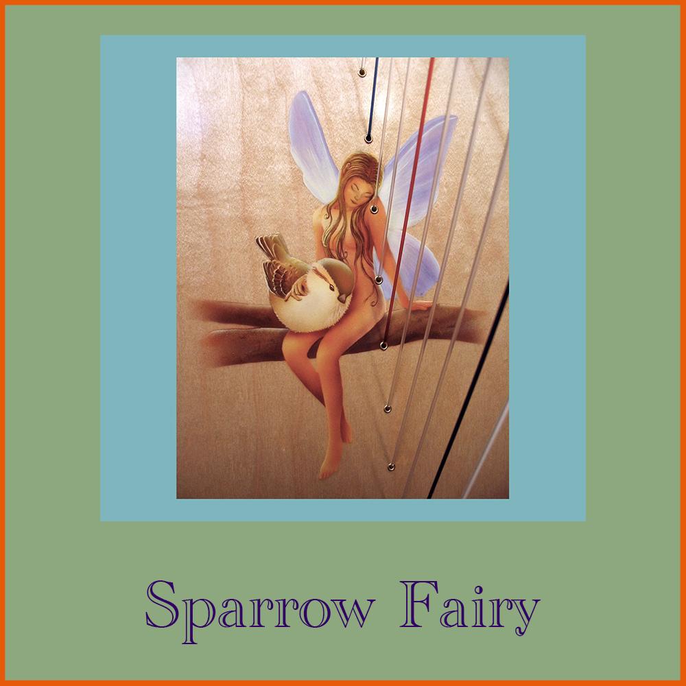 Sparrow Fairy