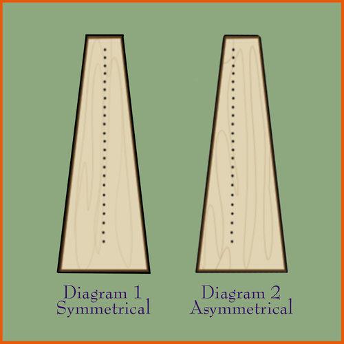 asymmetrical harp soundboards rees harps inc