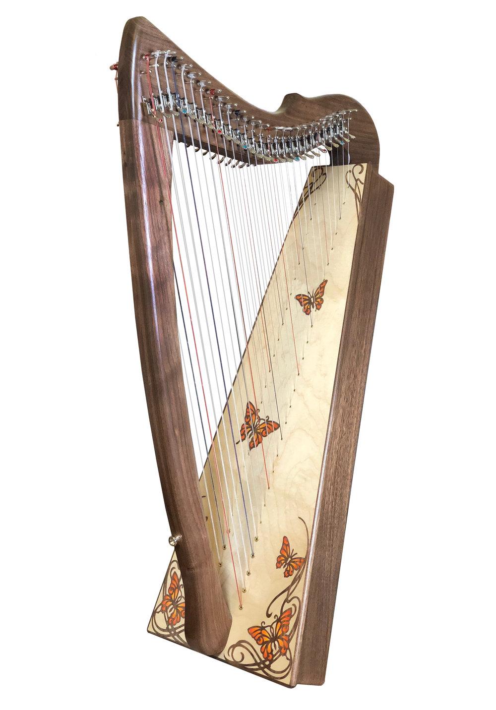 Rees Double Morgan Meghan Harp