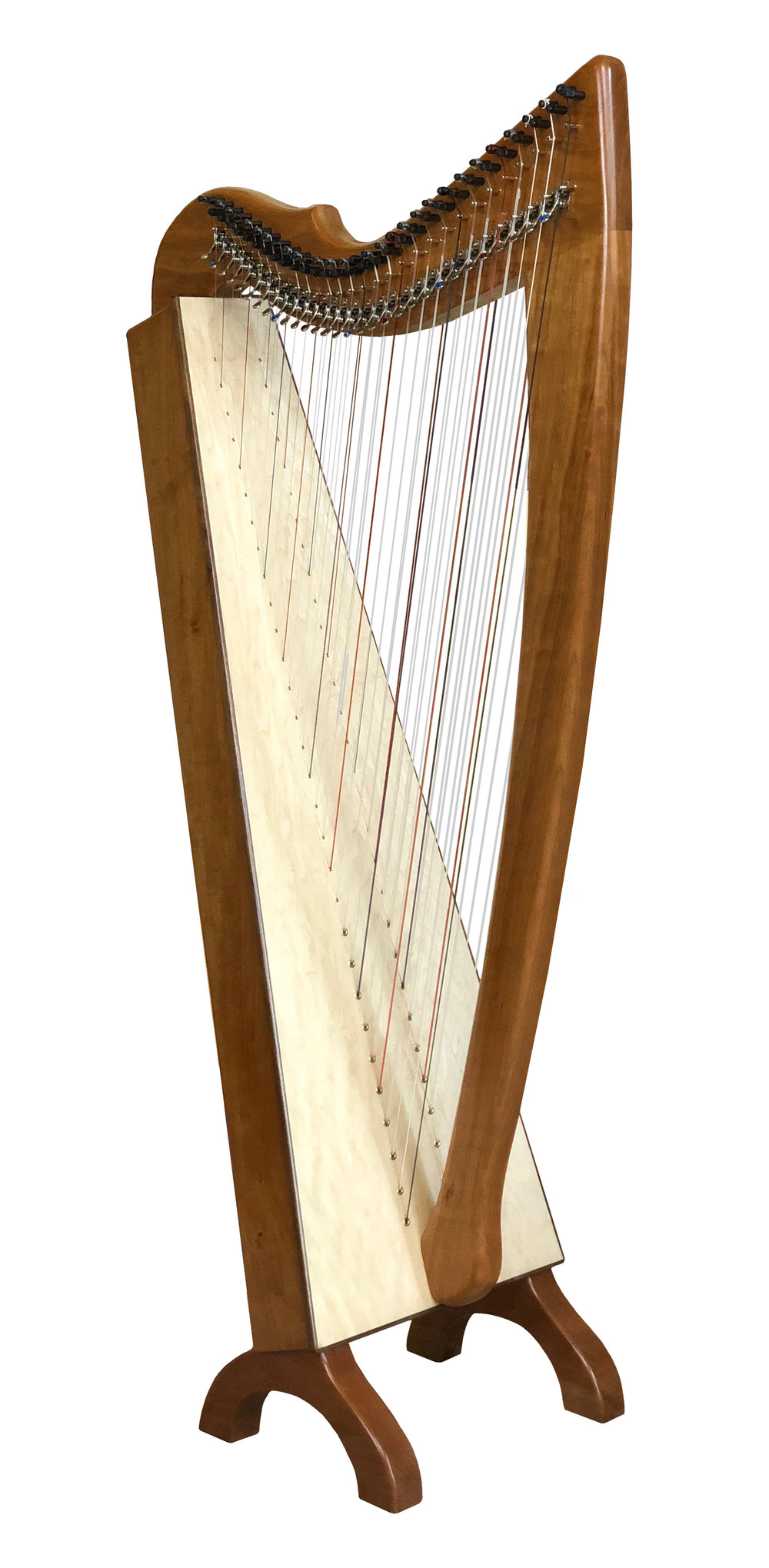 Rees Double Shaylee Meadows Harp