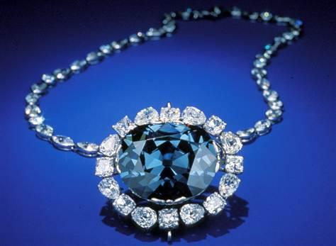 NBC News - Hope Diamond to go bare for anniversary
