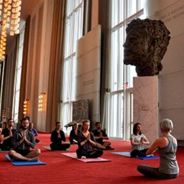 Kennedy Center Yoga