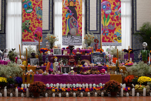 NPR - Day of the Dead