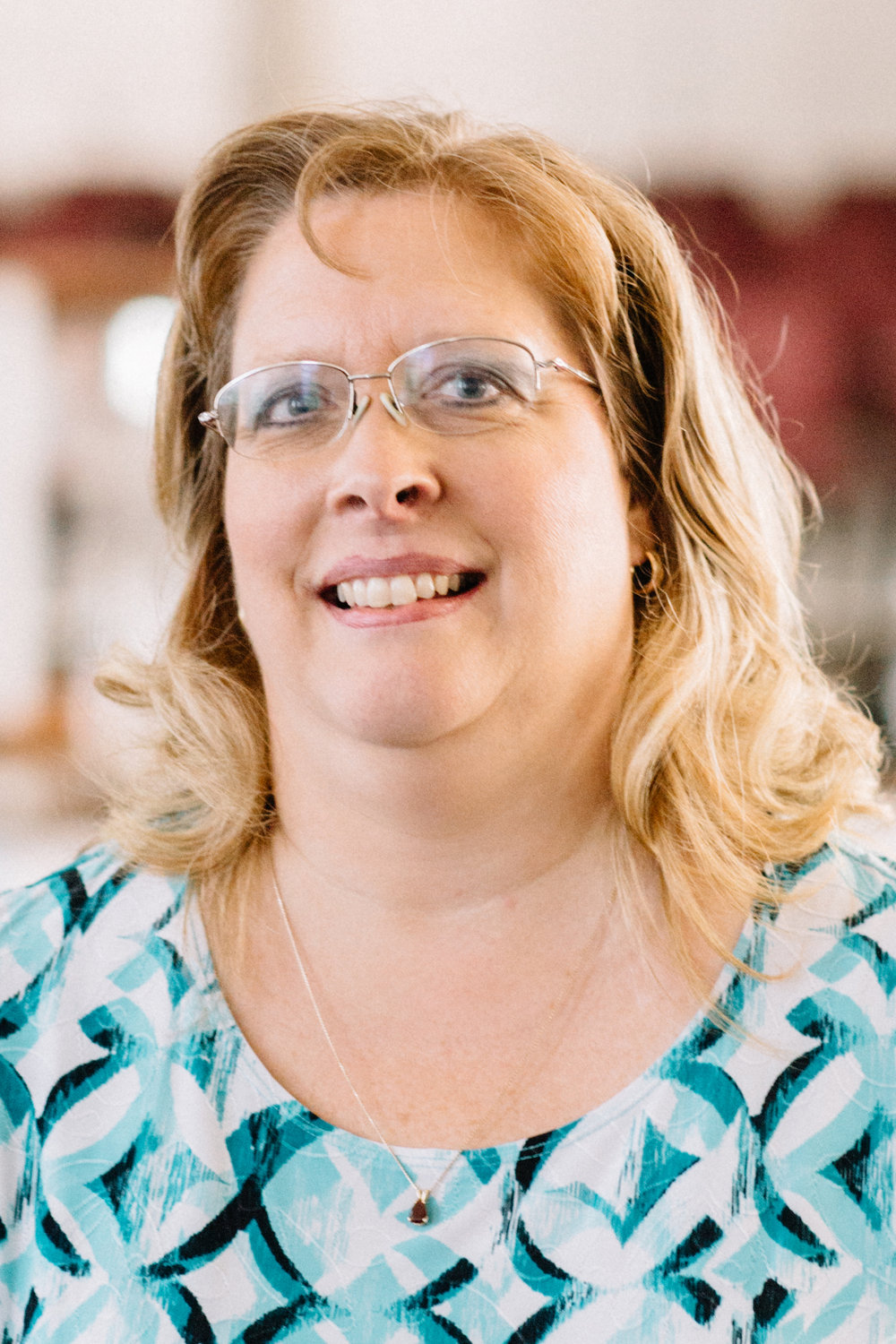 Penny Franklin - CLC Ministry Assistant