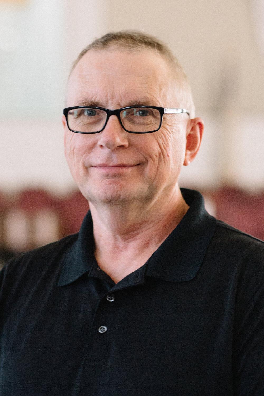 Lloyd Dooley - Media Specialist