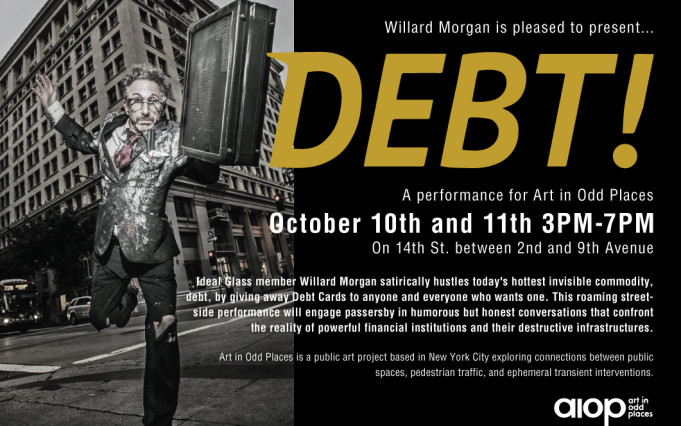 DEBT! - OCTOBER 10th & 11th