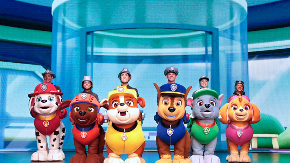 Photo:  TimeOut  (Courtesy of PAW Patrol Live and Madison Square Garden)