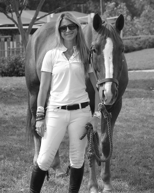 Jenna Hahn - Marketing CoordinatorJenna's background covers the equine and pet industry with a strong emphasis on marketing, sales, and consulting. She received her degree from the University of California, Davis with a double major in economics and organizational sociology and has worked for leading companies throughout the veterinary industry. She currently consults for Idexx Laboratories as an equine digital radiography specialist. A long time horse enthusiast, Jenna has also competed in the show jumping arena.