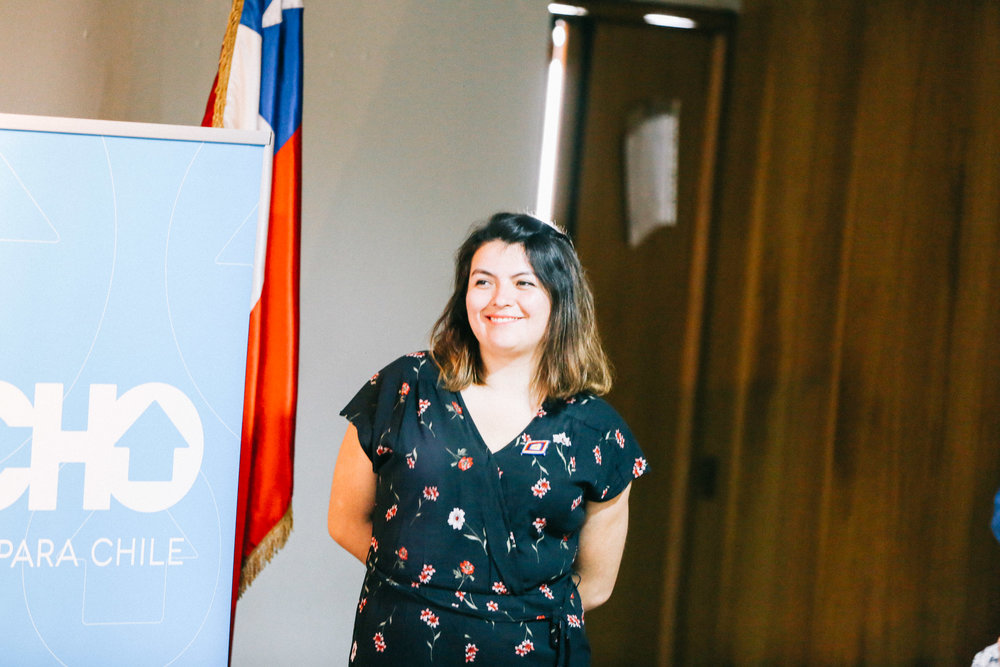 PAULINA CABRERA PEREIRA  Directora Ejecutiva