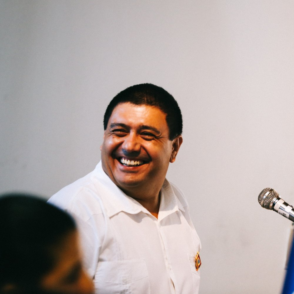 Mario Orellana  - Director Social