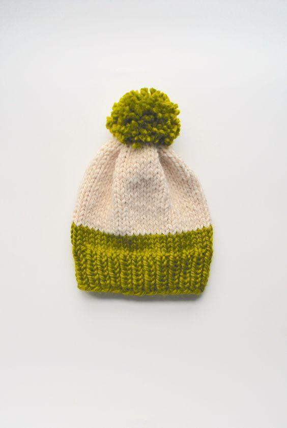 knit slouchy pom pom hat.jpg