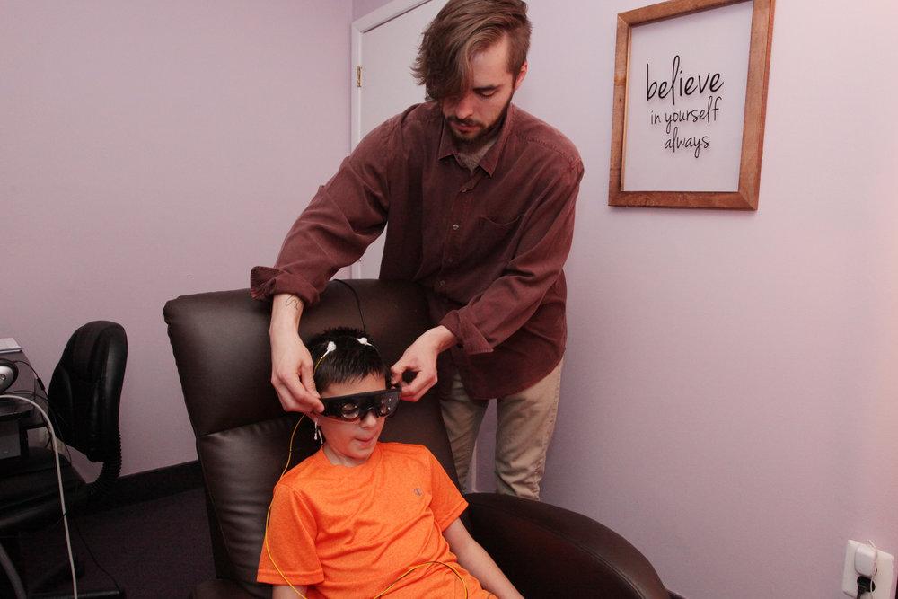 Brain Training Child