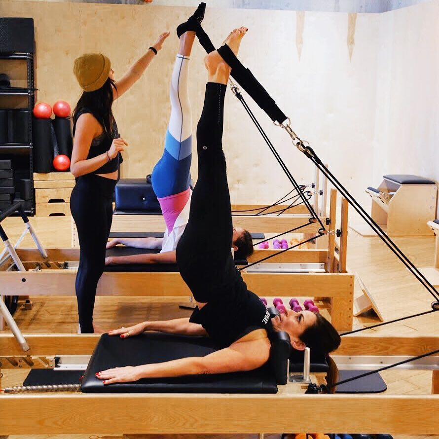 Ready For A Change? - Become a Certified Pilates Instructor through PCS' Innovative Teacher Training Program.