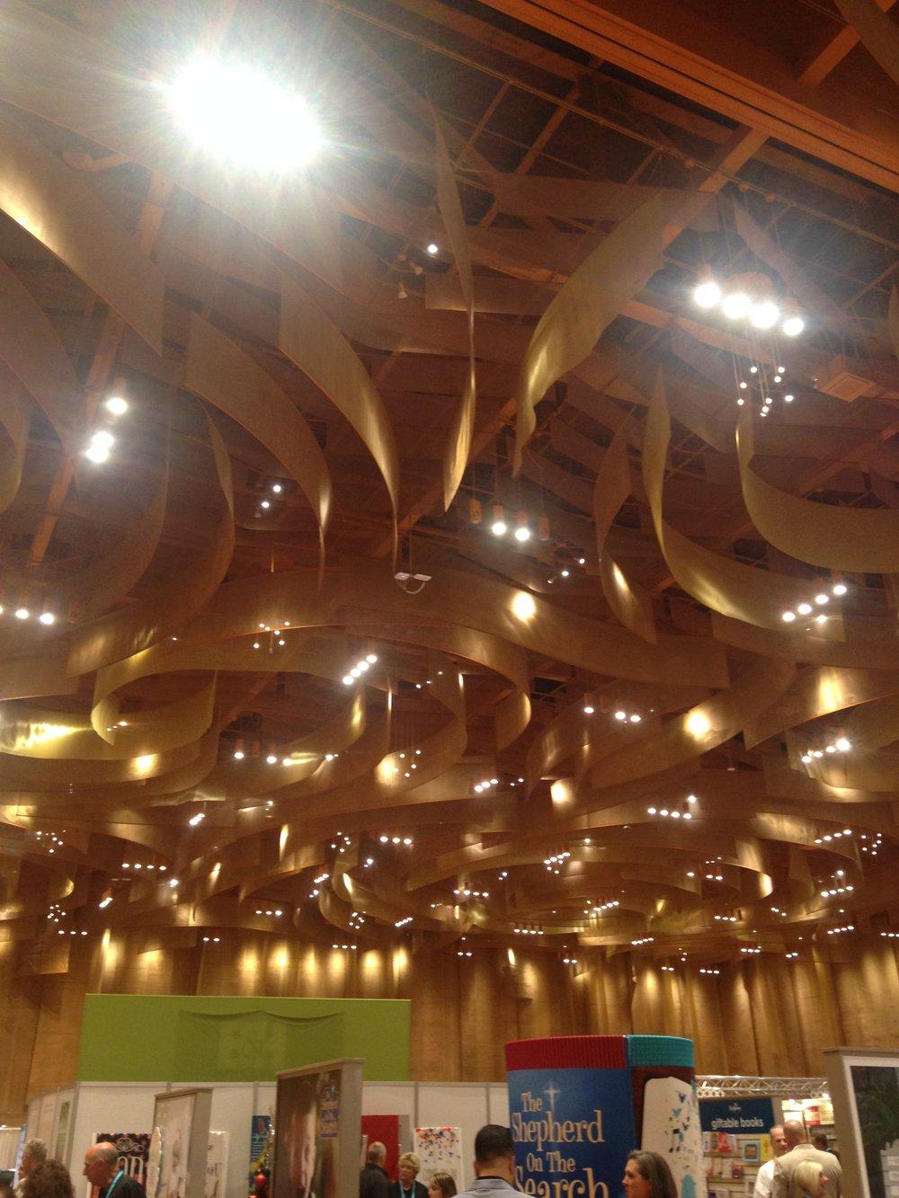The Duke Energy Center Ballroom