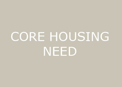 A household is said to be in core housing need...  Continue Reading