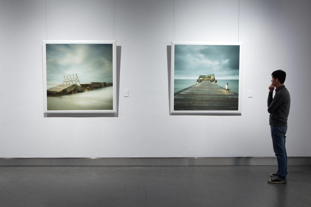 Digital installation images -