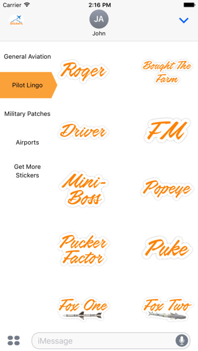 aviation-sticker-pack-pilot-lingo-stickers-iMessage.jpeg