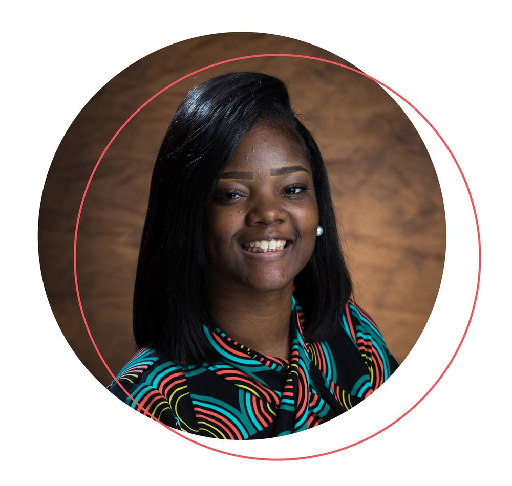 """Nashauna Ellison - Certified Medical Administrative Assistant, New Horizons """"One of my greatest takeaways from UpRise is the gift of self-awareness. I learned a lot about myself, including how to better face my fears. I know I will make mistakes, but it is through that process that I will learn and grow."""""""
