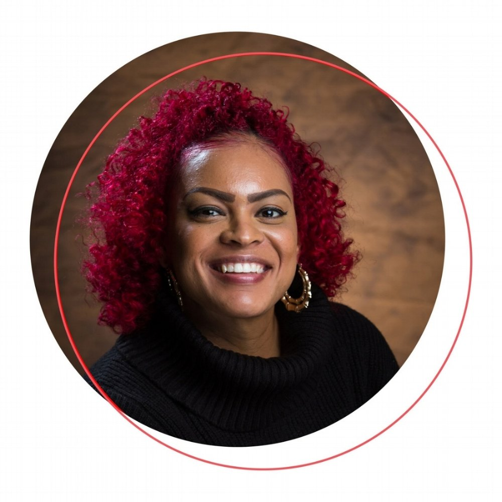 """Kambi Armstrong - Certified Medical Assistant, Edu Med""""UpRise has given sanity and family support to my chaos. I am a calmer person now without all the anxieties I had before. I am a better person and more well rounded because of this program. The most valuable thing I've received is the support. That is what helped me complete my education."""""""