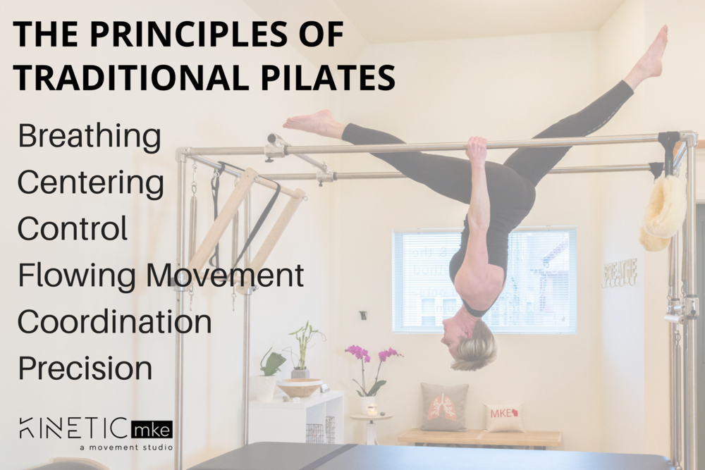 "Circulation, oxygenation, and detoxification are the primary goals of the Pilates Method, which Mr. Pilates referred to as the ""Internal Shower."""