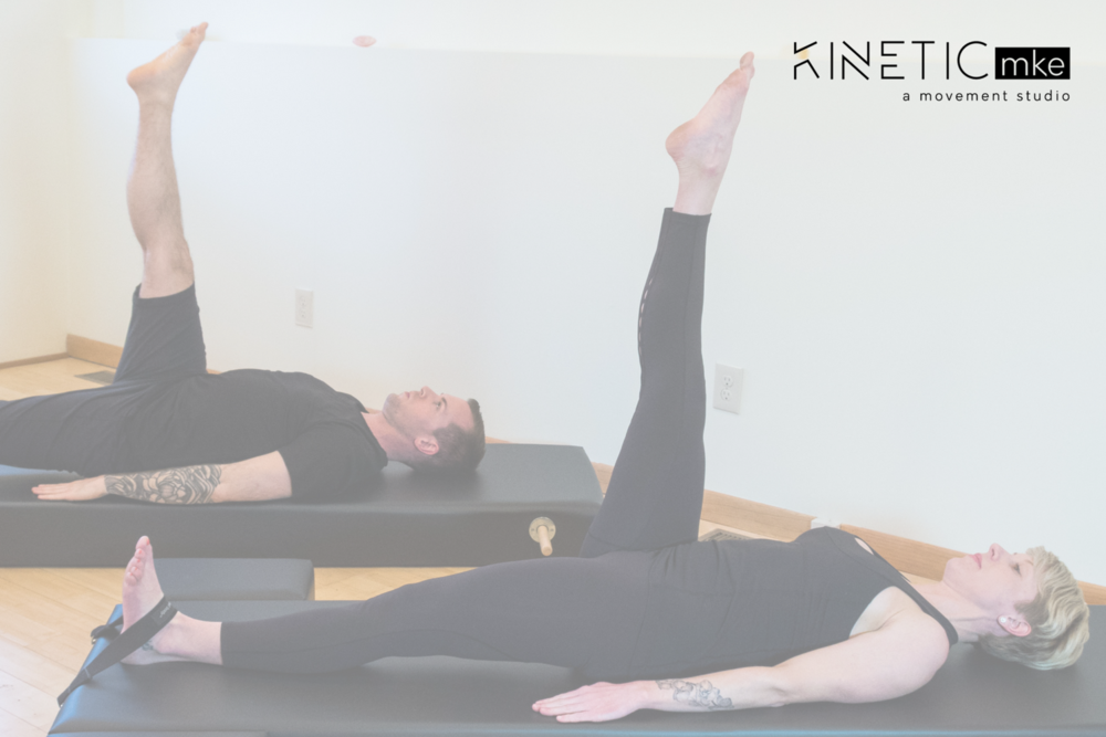 Semi-Private Pilates Courses are designed to let you train with a friend, without losing the benefits of a one-on-one private class.