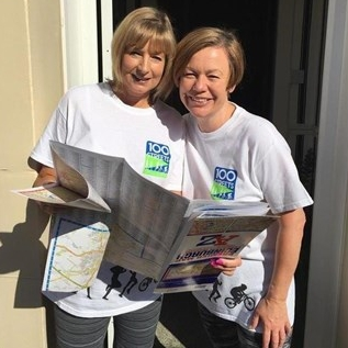 Laura and Maureen's 100 streets - Comely Bank to Joppa, Edinburgh, 13/8/17