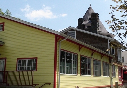 Yellow Barn Studio - Glen Echo Park, Maryland