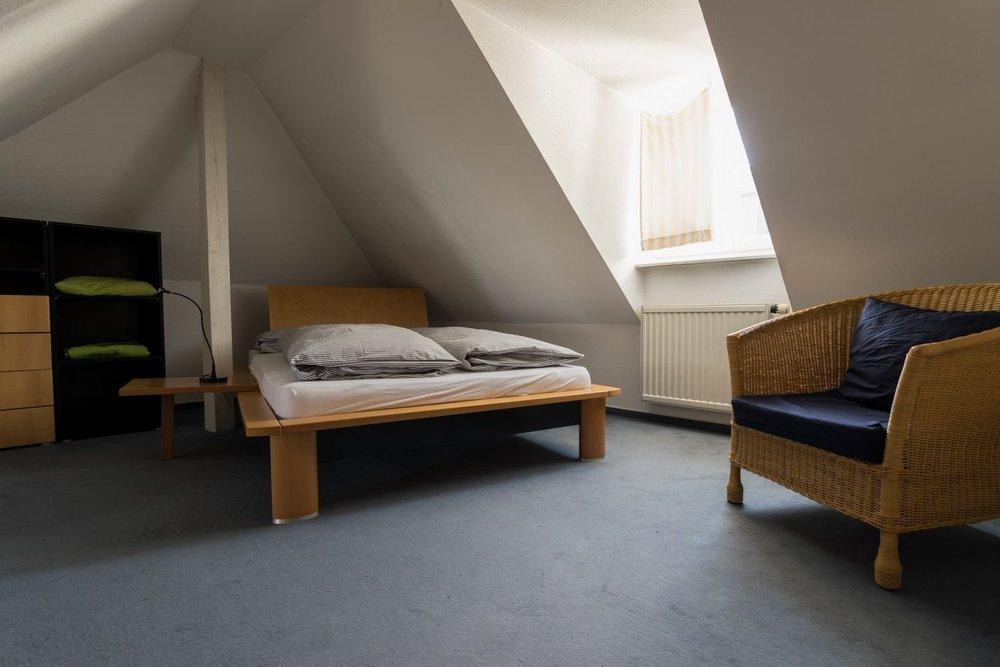 Apartment / Schlafzimmer