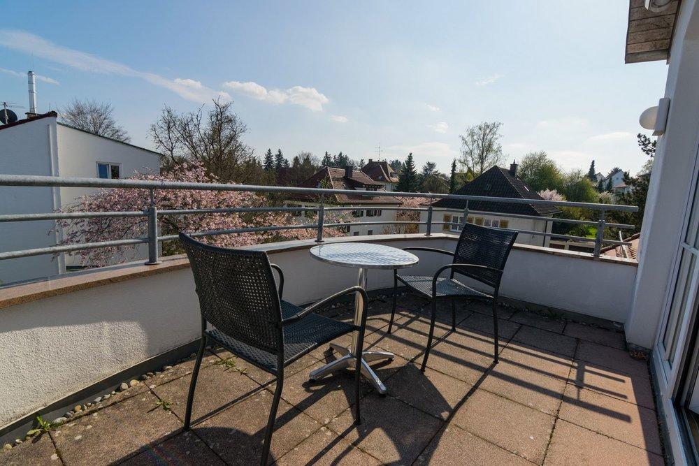 Apartment / Balkon / Terrasse