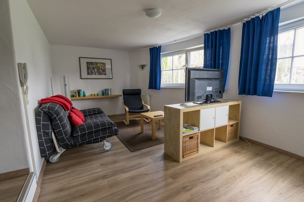Apartment / Wohnzimmer