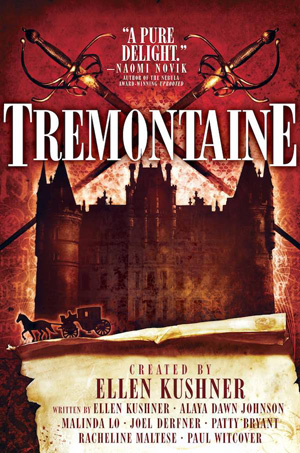 tremontaine created by ellen kushner