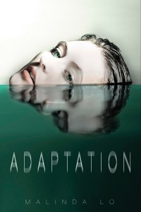 Cover for Adaptation by Malinda Lo