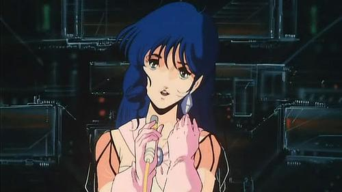 Lynn Minmei, a character in the animated series Robotech