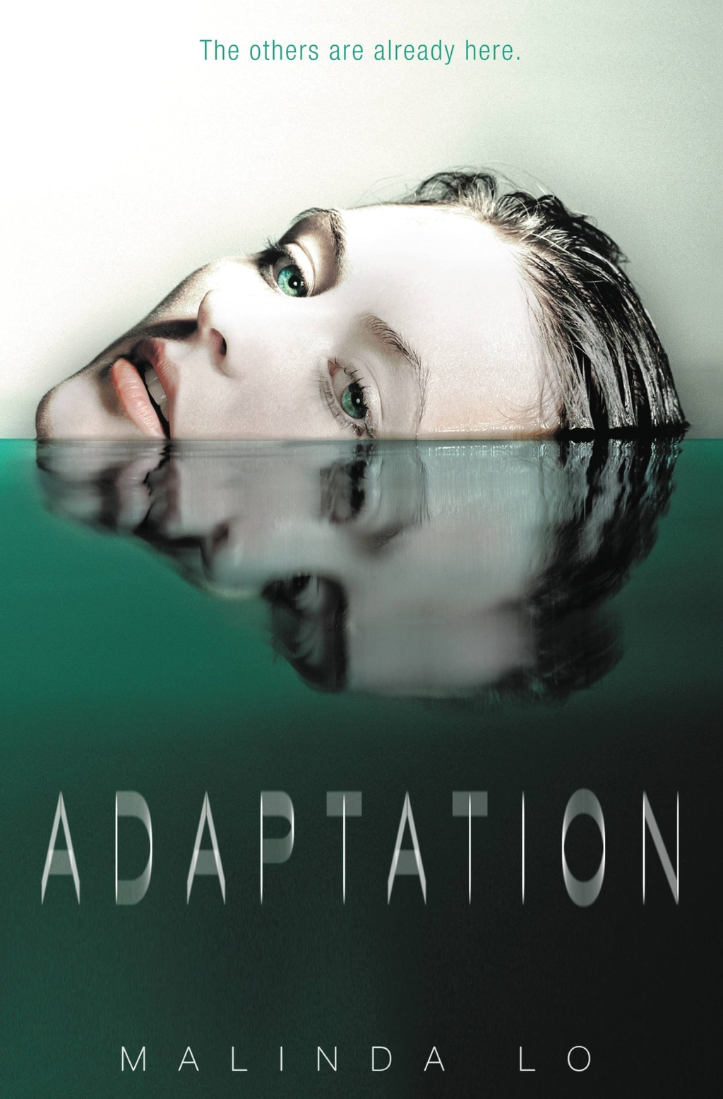 Paperback cover for Adaptation