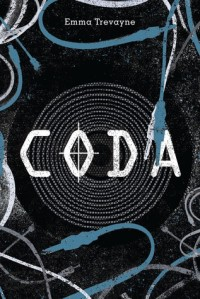 Cover for CODA by Emma Trevayne