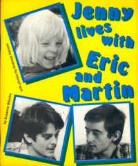 Book cover for Jenny lives With Eric and Martin