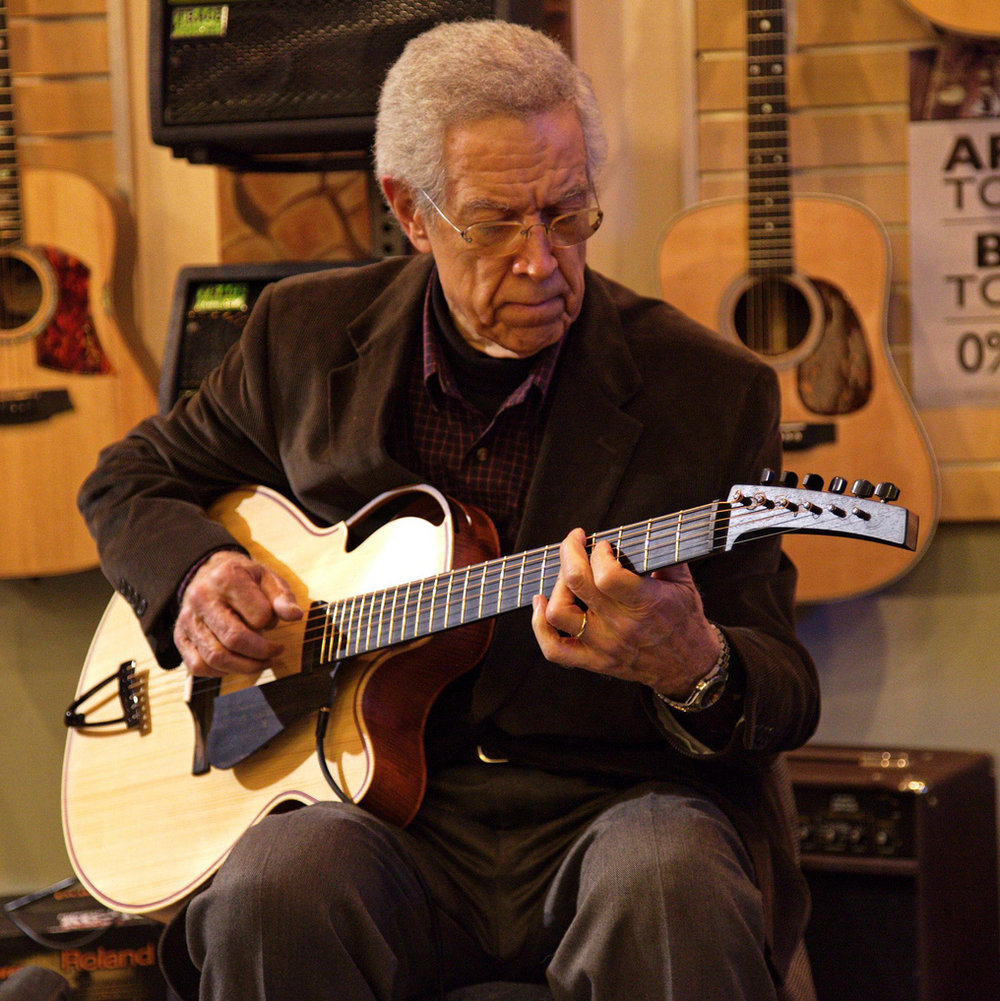 Kenny Burrell plays Yo Yo