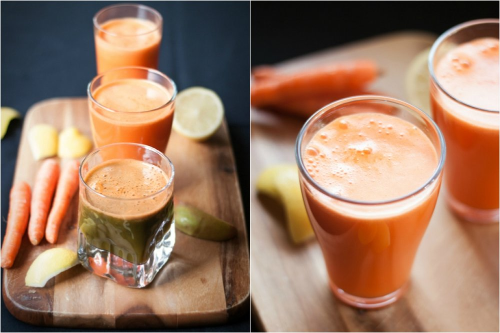 Winter juice recipes - The Little Plantation