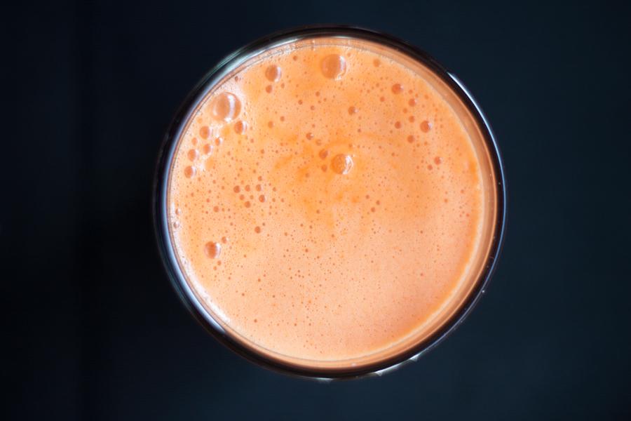 carrot-greens-lemon-juice-recipe