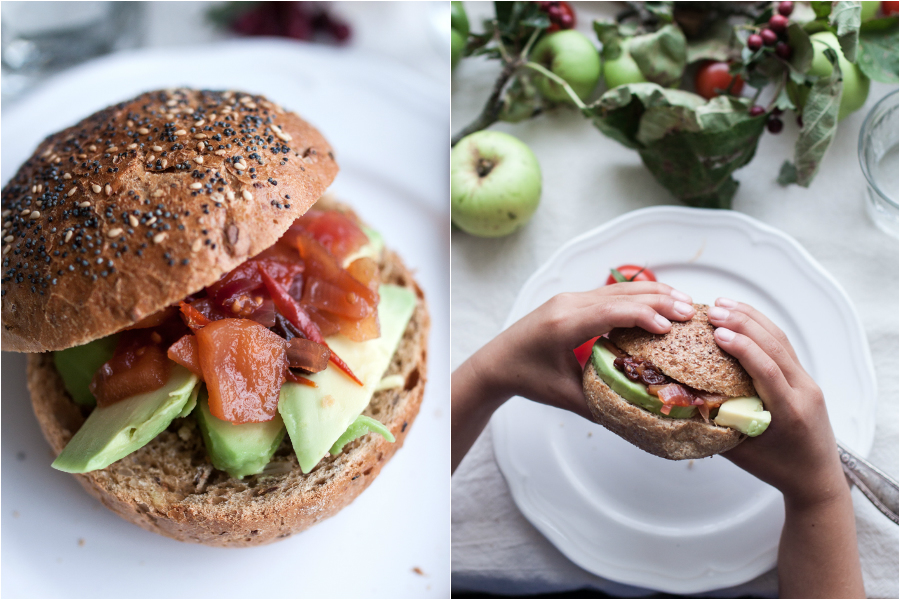 apple-chutney-sandwich