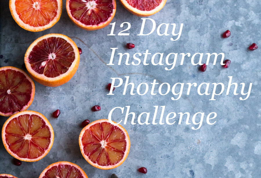 12 DAY FREE INSTAGRAM AUTUMN PHOTOGRAPHY CHALLENGE — a vegan food