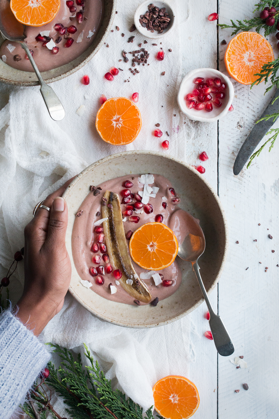 London food photography and food styling workshop - The Little Plantation