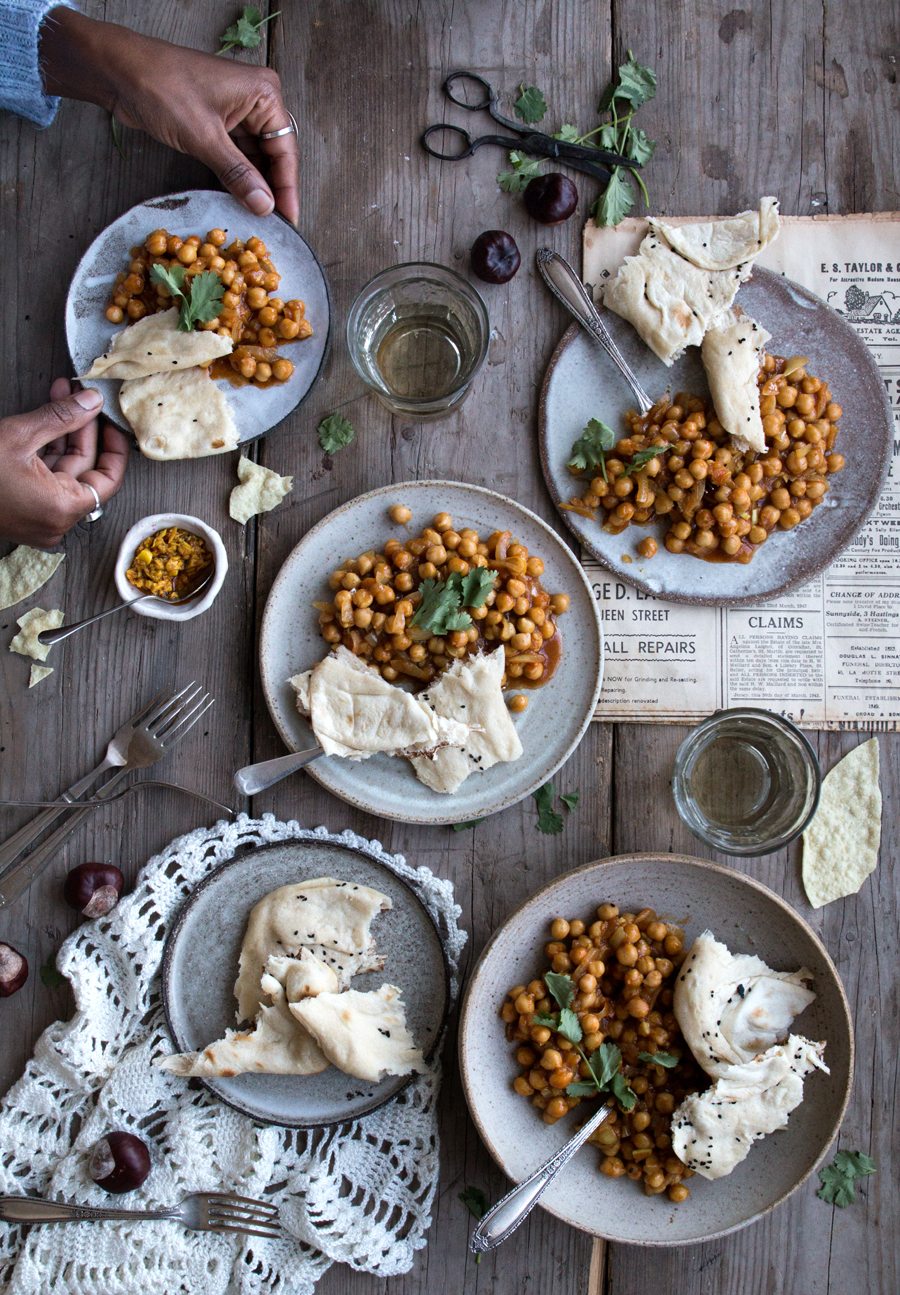 London food photography and food styling lessons - The Little Plantation