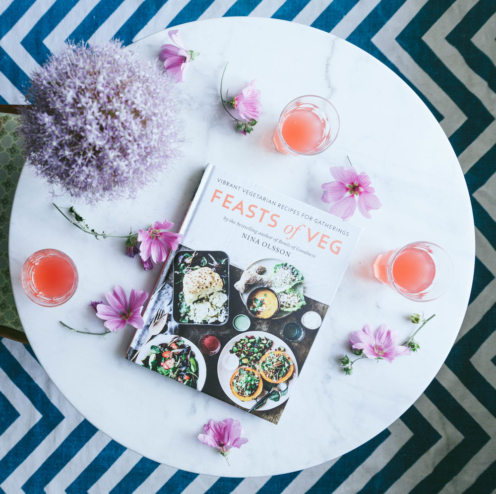 Nourish Atelier cookbook giveaway - The Little Plantation