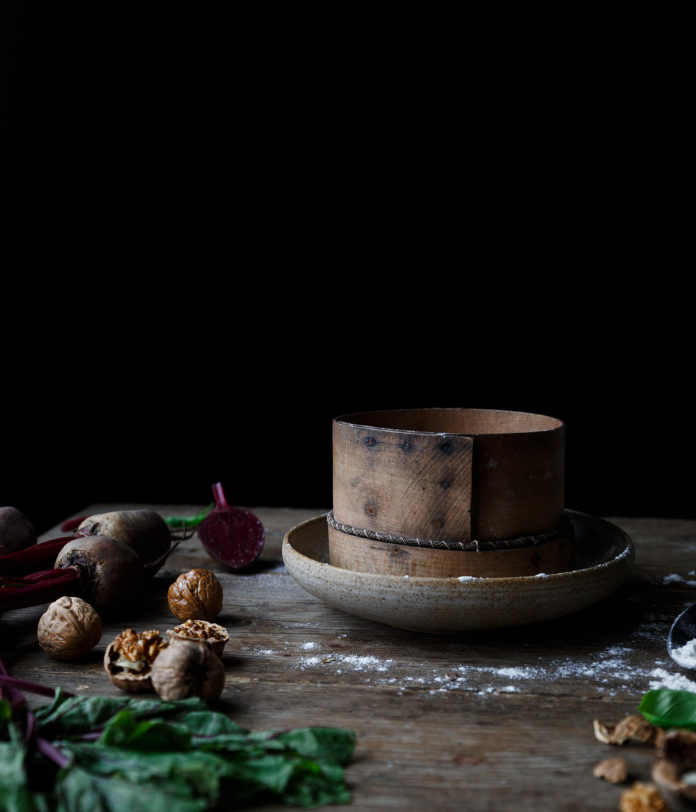 London food photography and food styling course with The Little Plantation