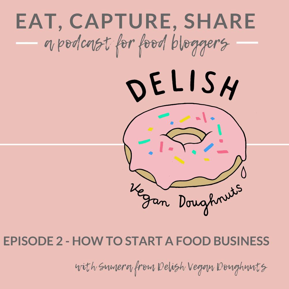 eat capture share podcast start food business.jpg