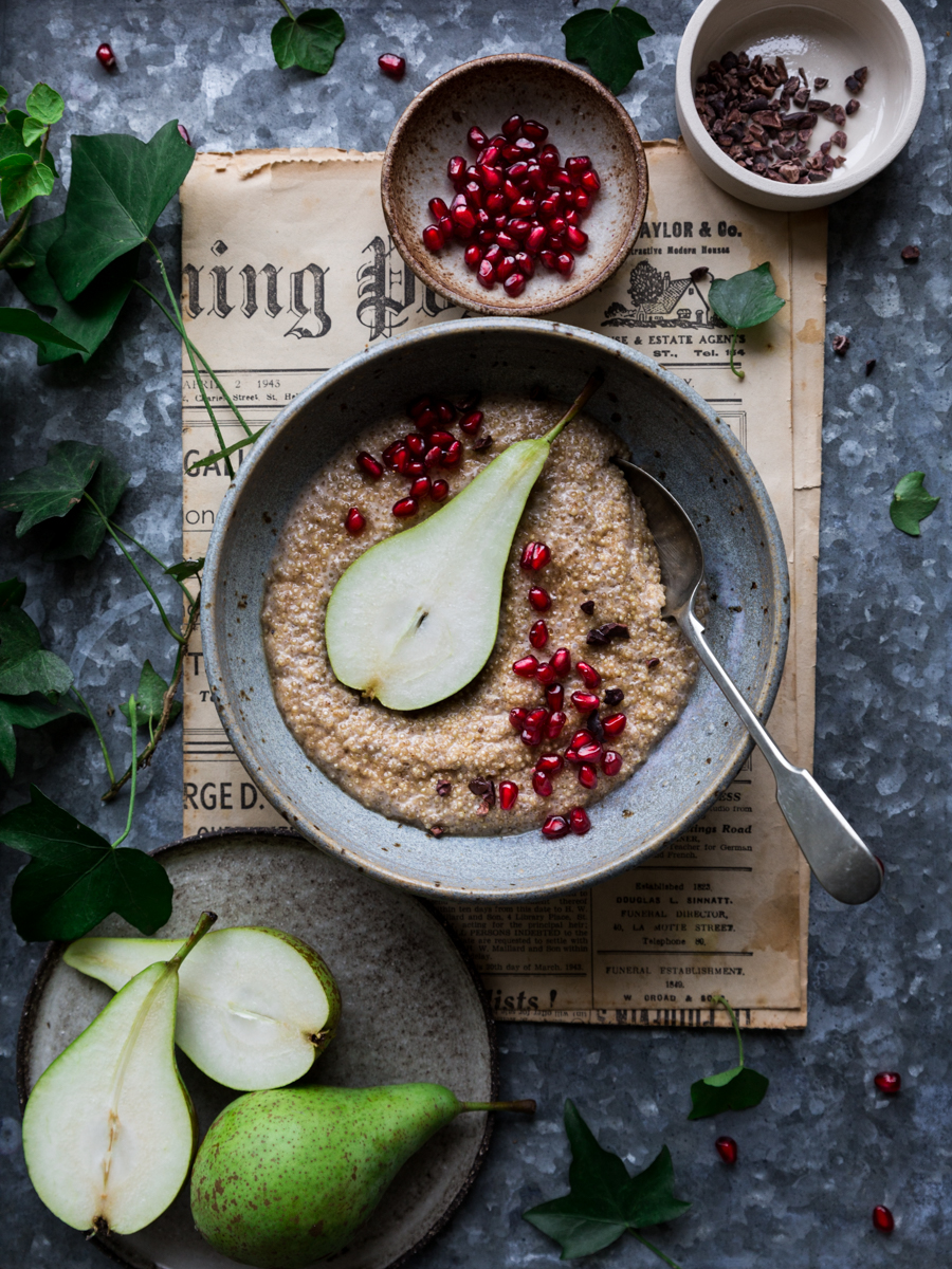 Food styling course London - Kimberly Espinel